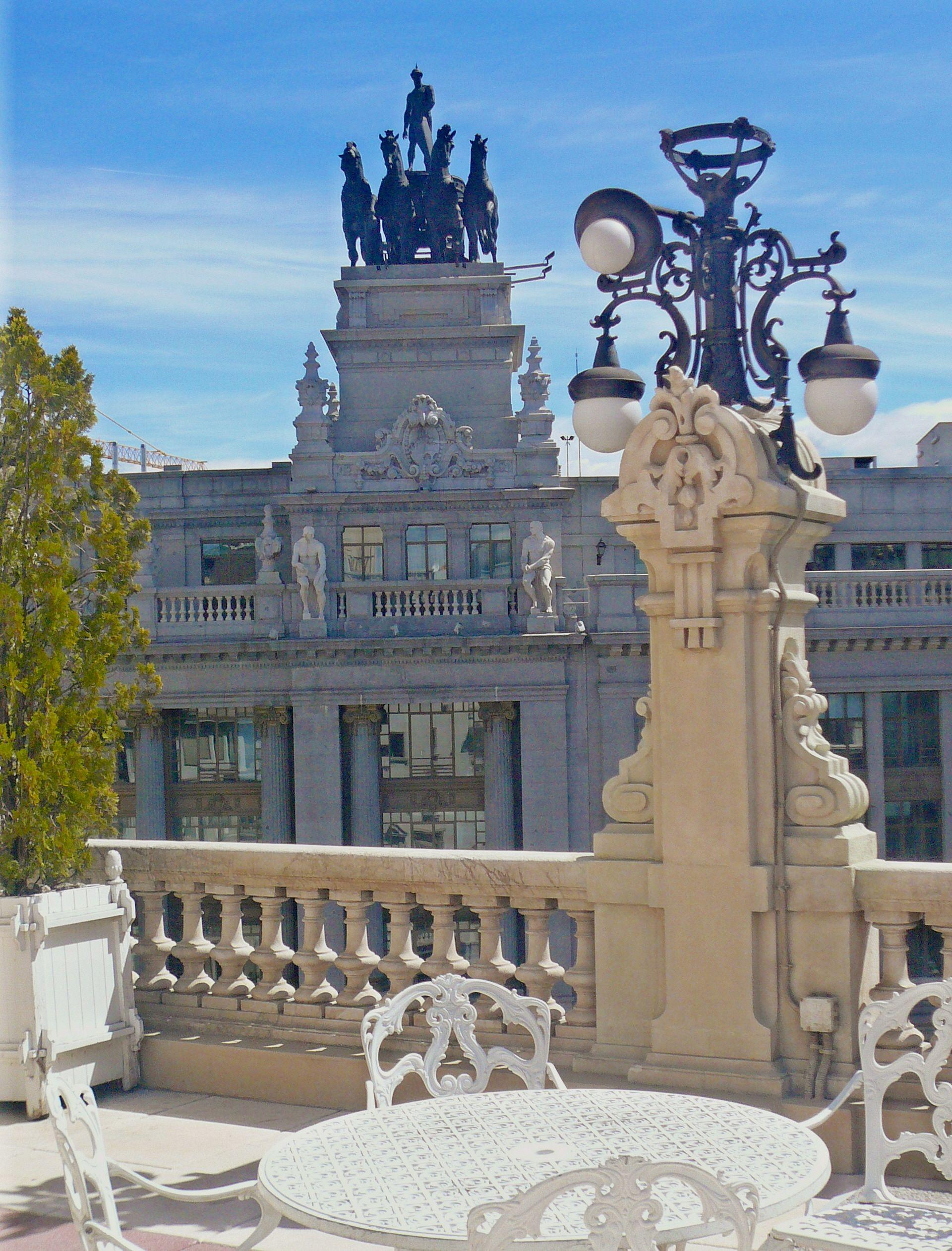 Terraza Del Casino De Madrid Http Www Pinterest Com Pinfantasy Viajes Espa C3 B1a En Im C3 A1genes Imagenes De Madrid Madrid Espana Terrazas Madrid