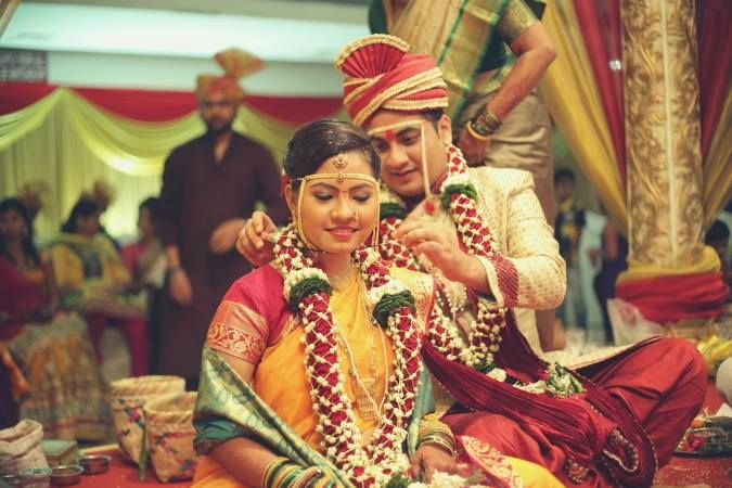 Beautiful Maharashtrian Brides And Their Special Wedding Moments