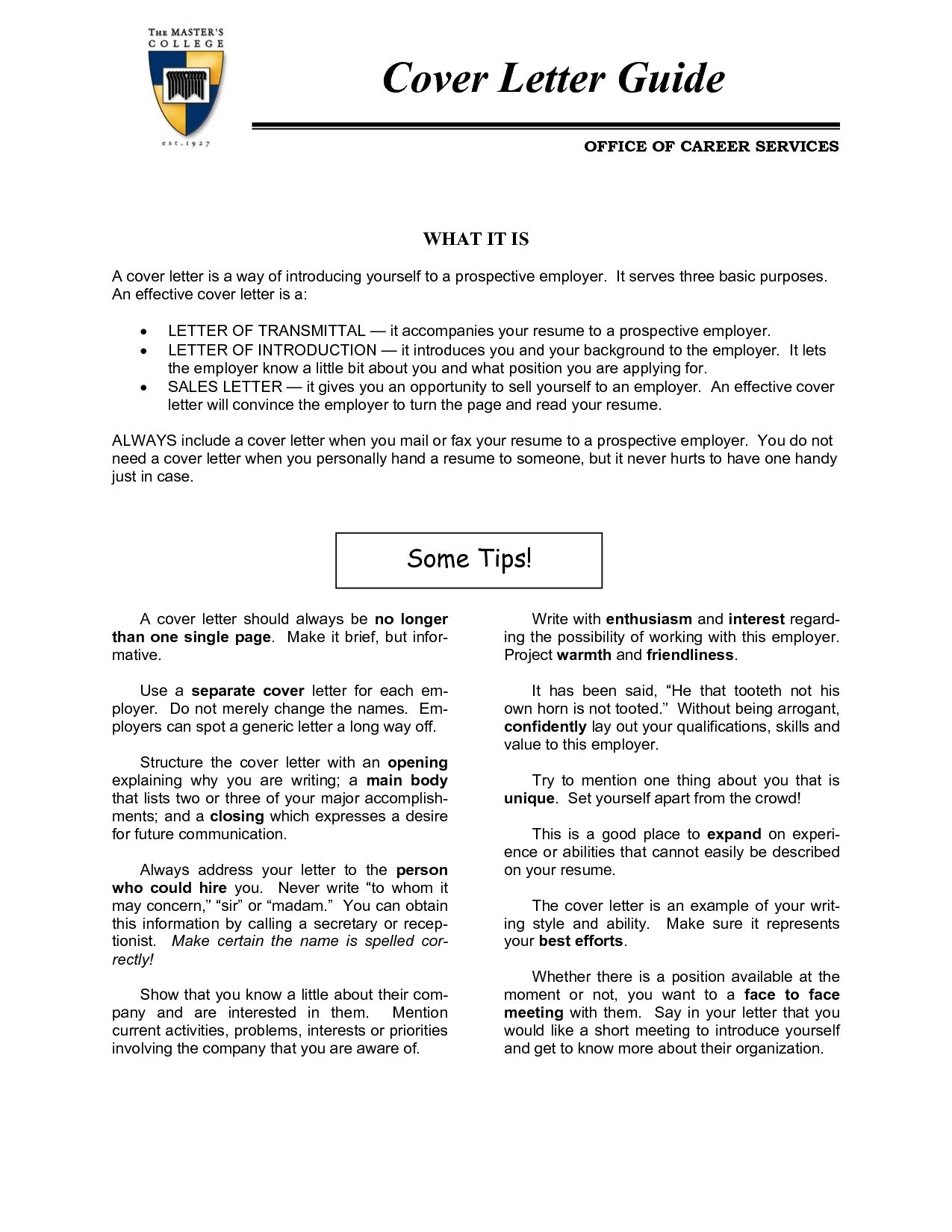 30+ Wonderful How To Write A Career Change Cover Letter  You Should Try
