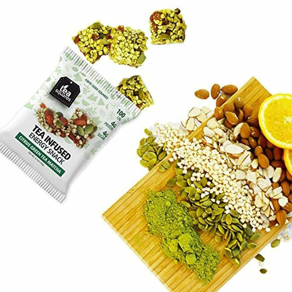 Details about Tea Infused healthy snacks, Gluten Free