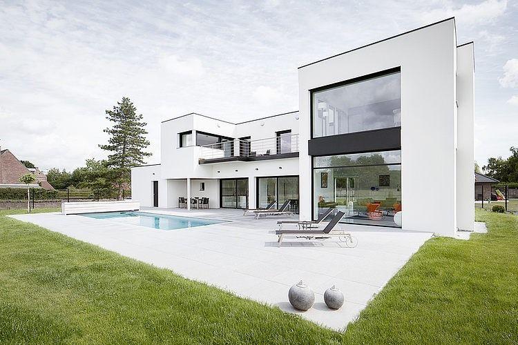 001-villa-merignies-atelier-form | HomeAdore | nasa kuca | Pinterest ...