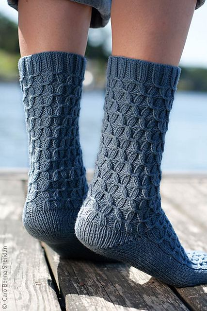 freies Muster (Ravelry) | Stricken - Socken & Co | Pinterest ...