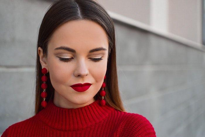Braune haare lidschatten braune augen ⁂ Komplementärfarben
