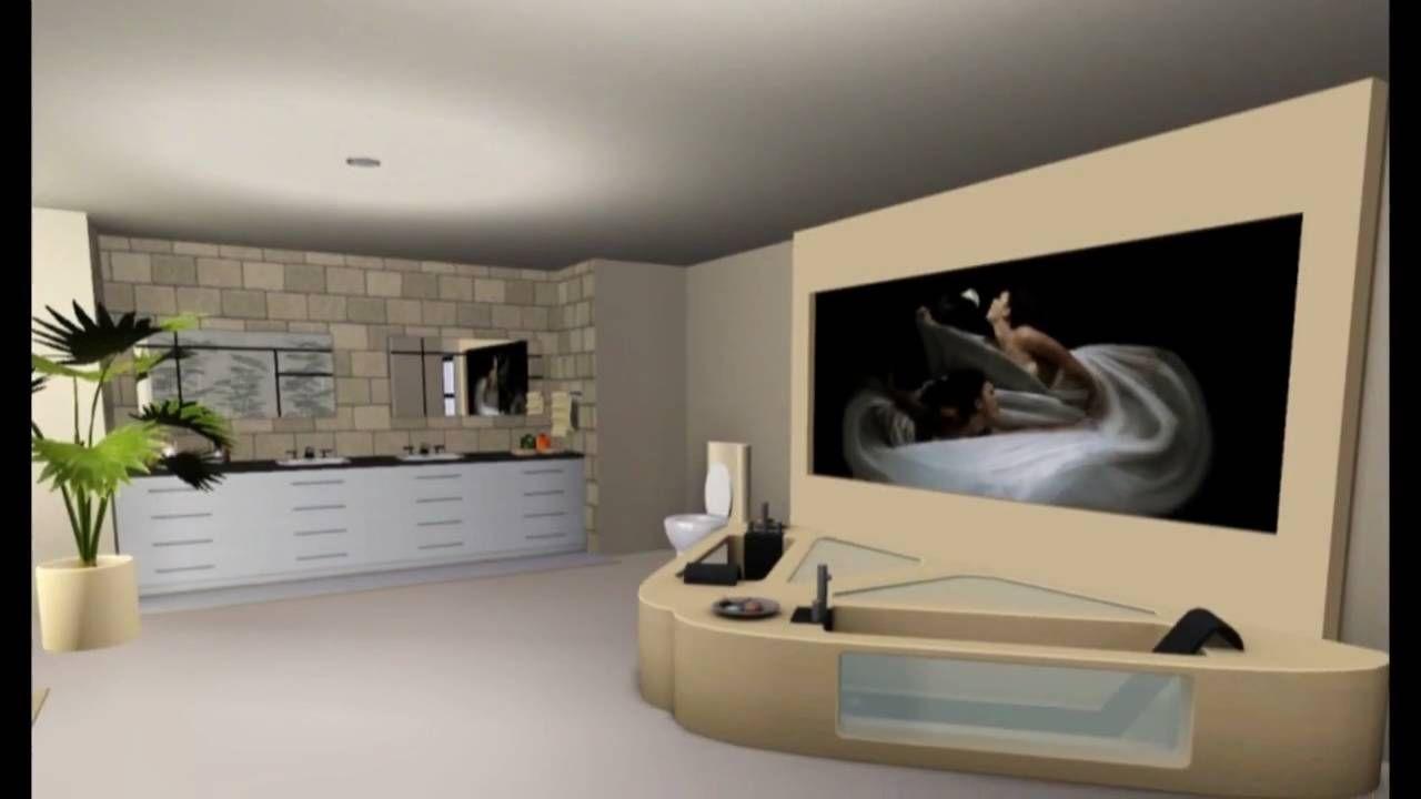 Sims 3 House Design (modern)