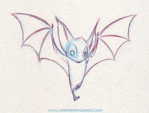 Sarah Has Some Amazing Work! | Art Is A Wonderful Thing | Pinterest | Sketches Bats And Tattoo