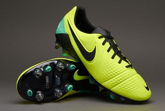 check out 35c73 233a0 Nike Football Boots - Nike CTR360 Maestri III SG Pro - Soft Ground - Soccer  Cleats - Volt-Green Glow