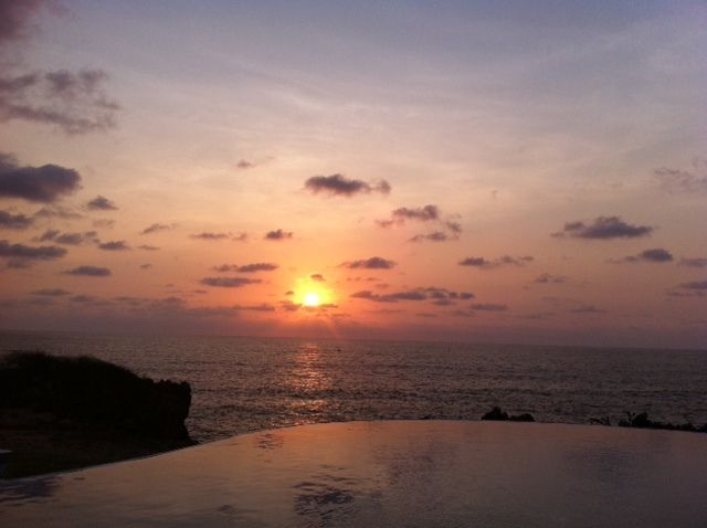 The view from Punta Mita Four Seasons! Love it here.