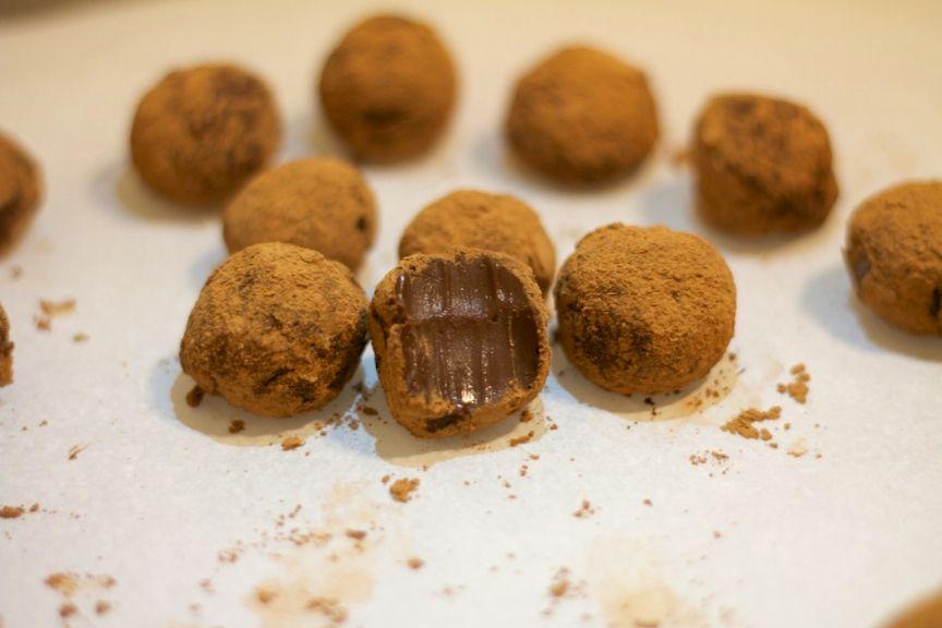 Brazilian Chocolate Truffle Brigadeiro Recipe Brazilian Chocolate Living Healthy With Chocolate Chocolate Truffles