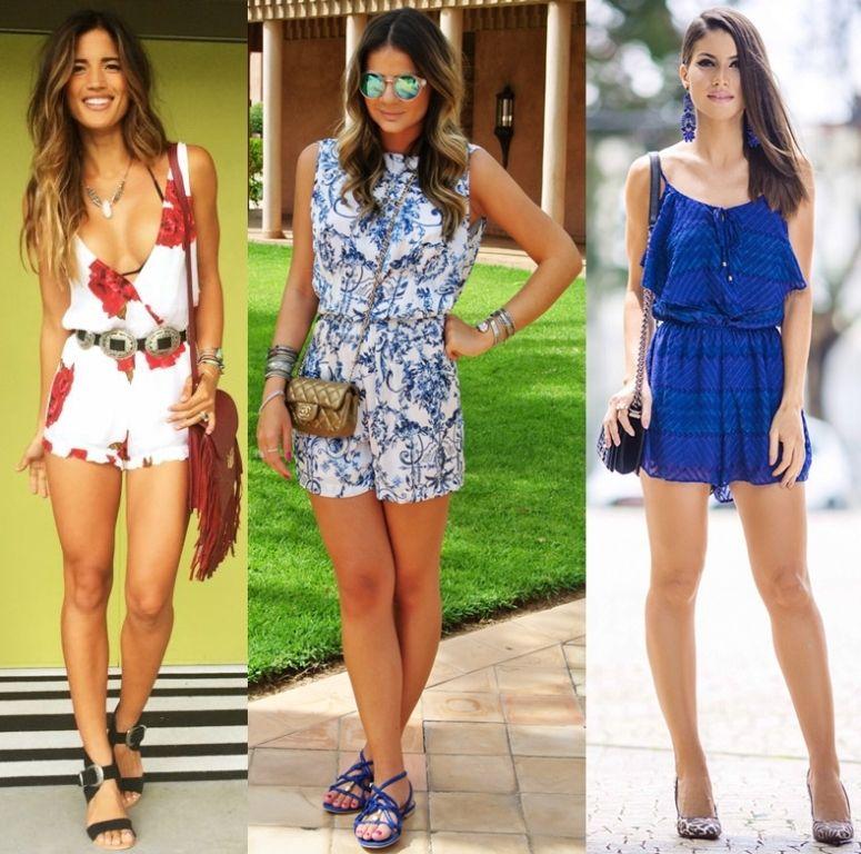 8 looks que são estilosos e frescos para os dias mais quentes - Dicas de Mulher