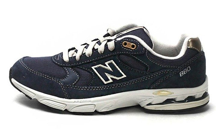 Discount New Balance MW880DN Deep Blue White Mens NB 880