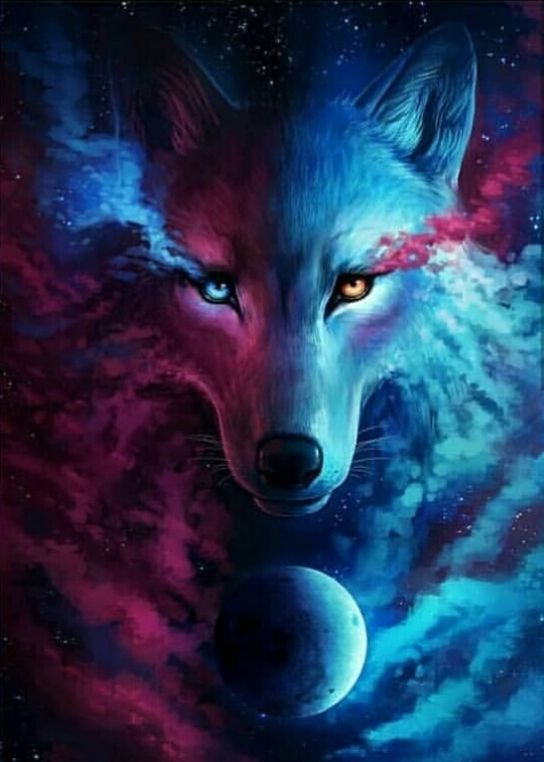 Anime Background Wallpaper Free Fantasy Wolf Wolf Wallpaper Wolf Art Anime wolf background wallpaper