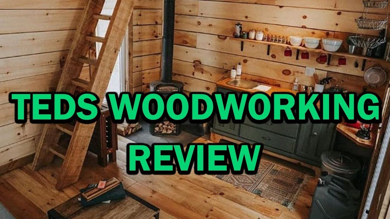Teds Woodworking Review 16000 Woodworking Plans Review