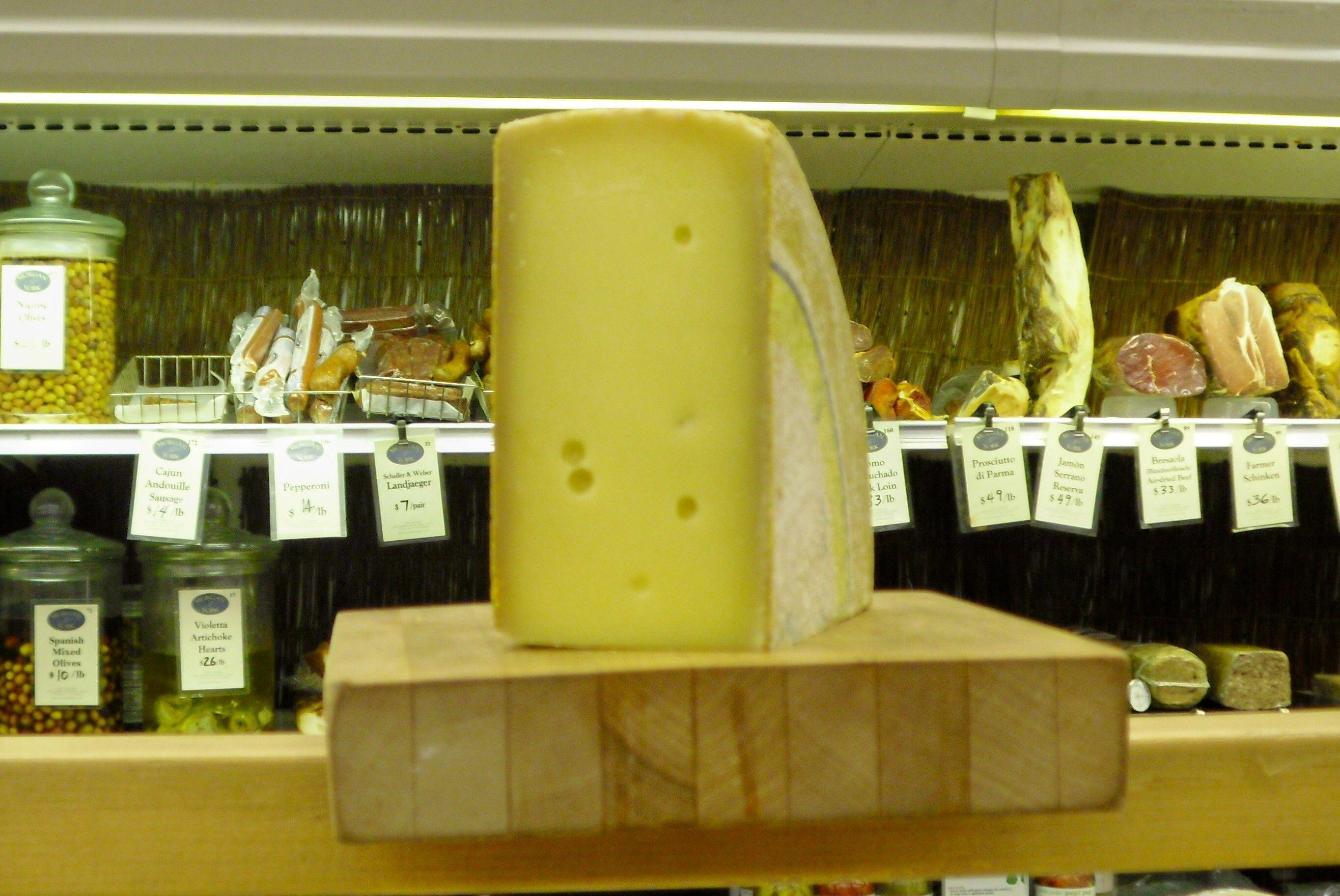 Cheese at Morgan and York