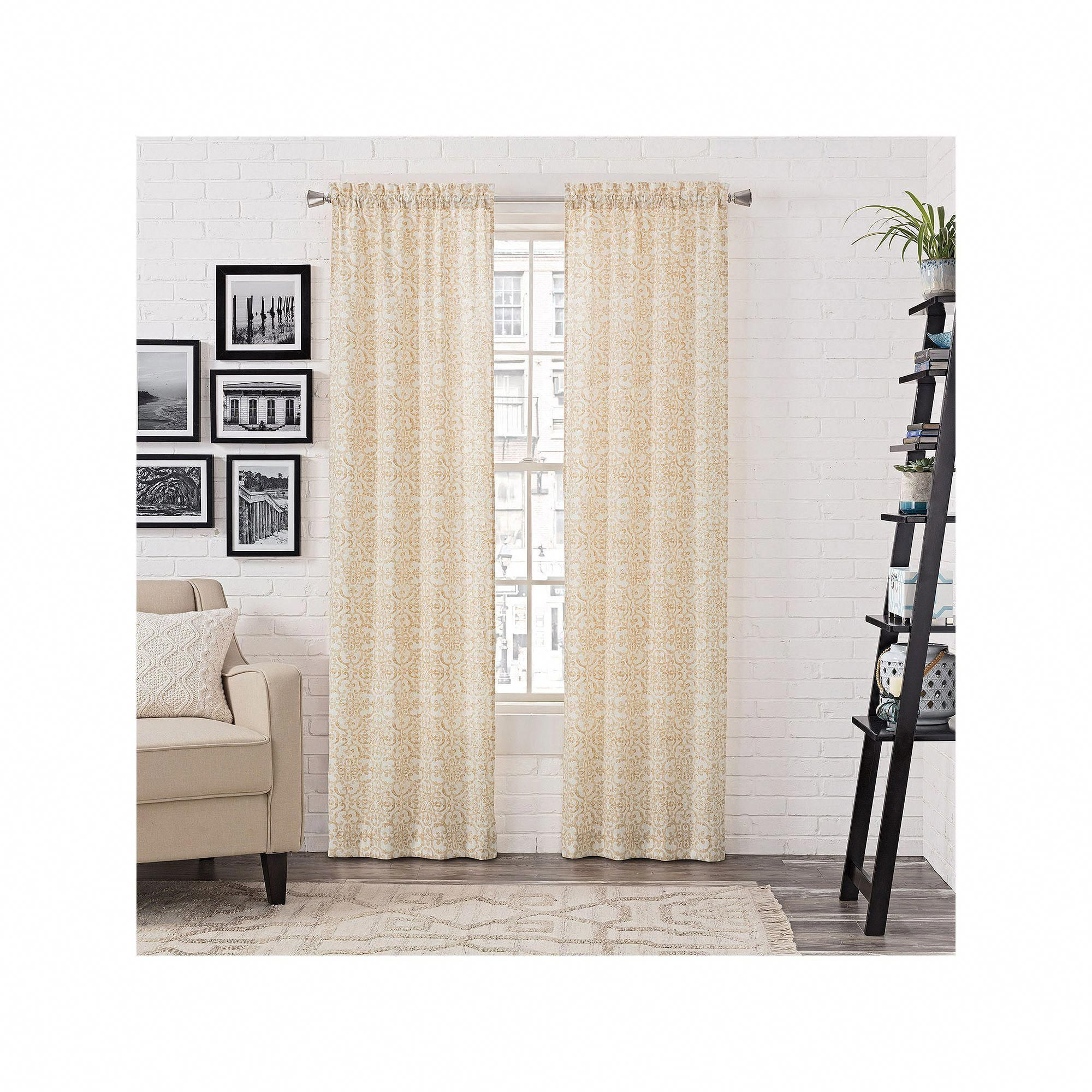Curtains Can Decorate Either Your Window Or Your View Simple