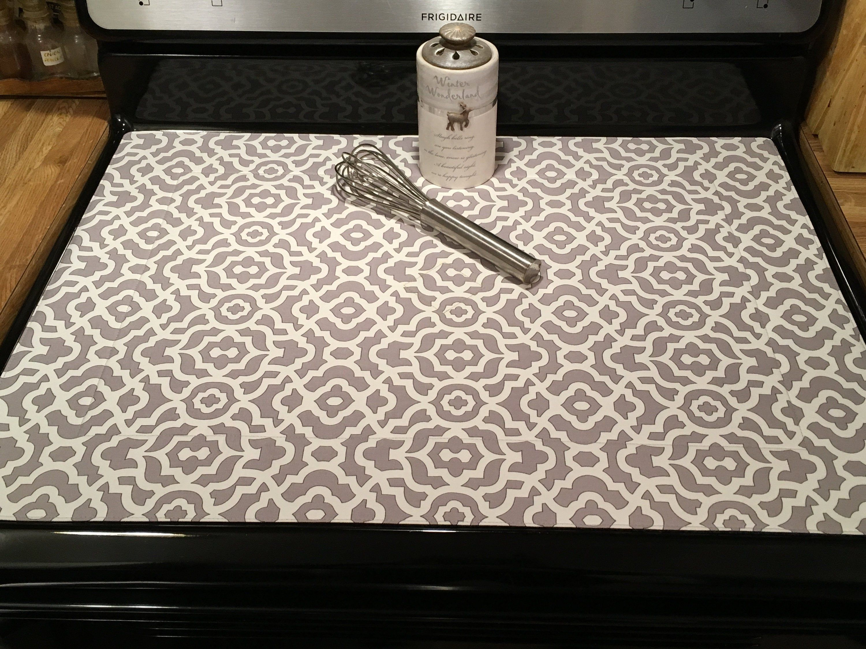 Stove Top Cover Stove Glass Top Cover Stove Top Protector Stove