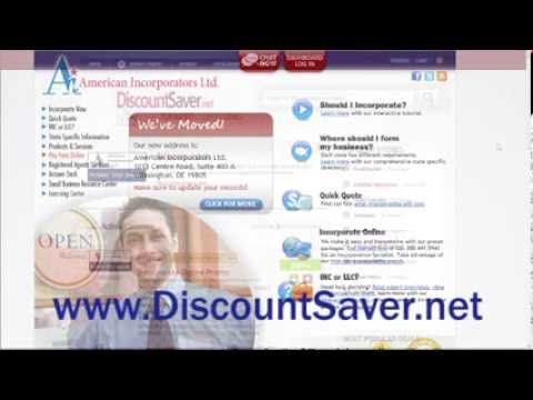 Ailcorp com Coupon Code - American Incorporators Coupons 2014