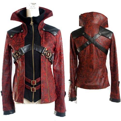 Looks like a superhero jacket.