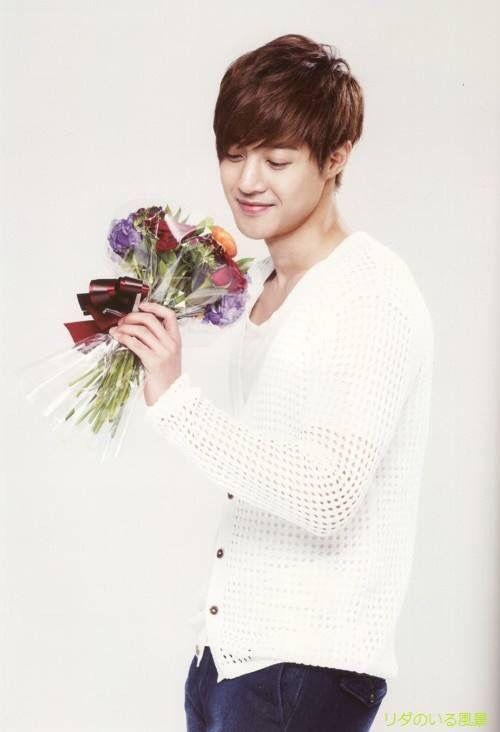 Kim Hyun Joong 김현중 ♡ Kpop ♡ Kdrama ♡ adorable ♡ pinned via Alejandra Santillan