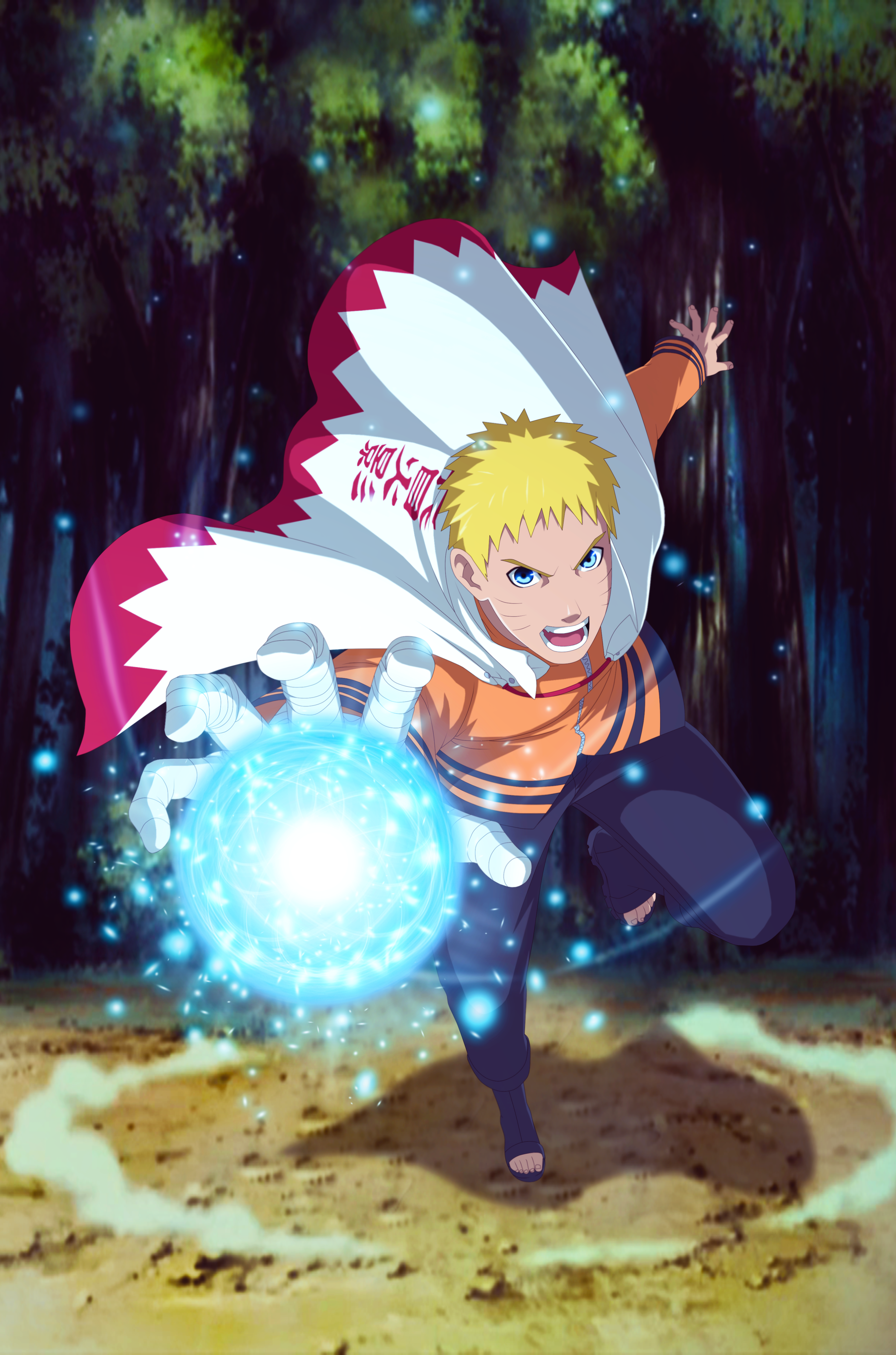 Naruto Hokage Anime Naruto Animes Wallpapers Anime