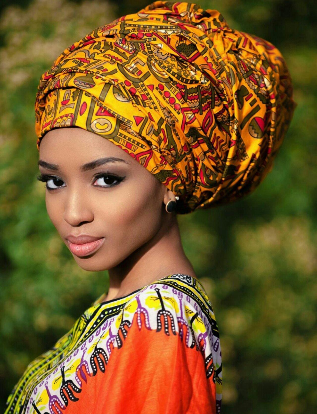 BLACK FASHION - Model - Elaine Afrika  | Африканские