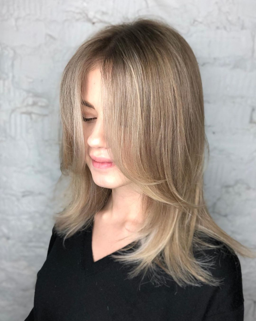 50 Best Layered Haircuts And Hairstyles For 2020 Hair Adviser In 2020 Layered Haircuts Long Hair Styles Medium Hair Styles