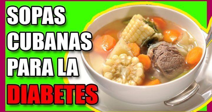 Recetas cubanas sopas