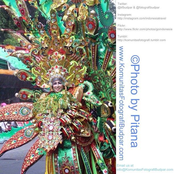 Have A Great Day Indonesia! [Photo by Pitana] #KFB #KomunitasFotografiBudpar #wonderfulindonesia #indonesiatravel #goindonesia #travel #travelling #ekonomikreatif #instagram #Extravaganza #indonesia - @indonesiatravel- #webstagram