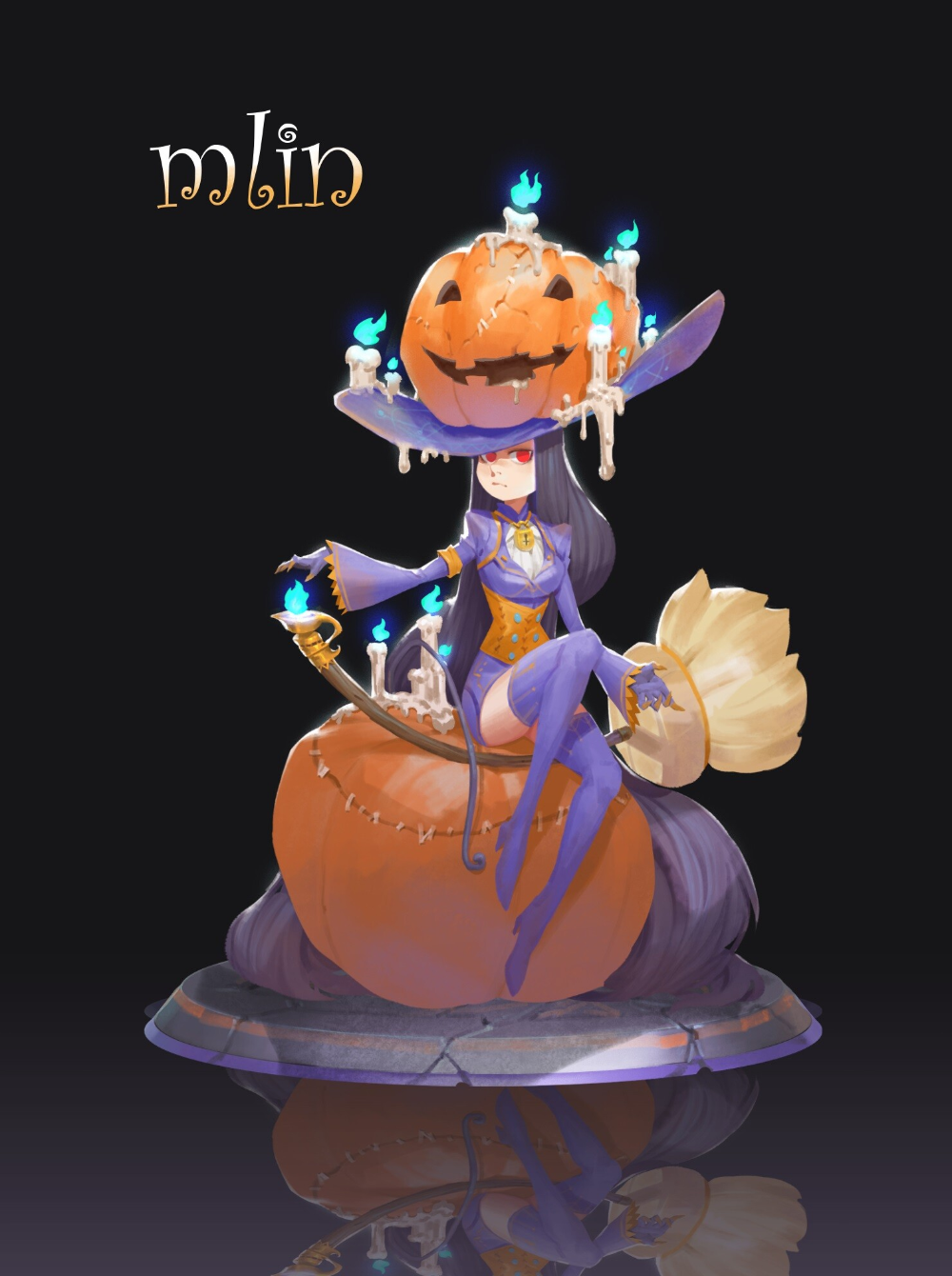 ArtStation Magical girl, zexi guo in 2020 Magical girl