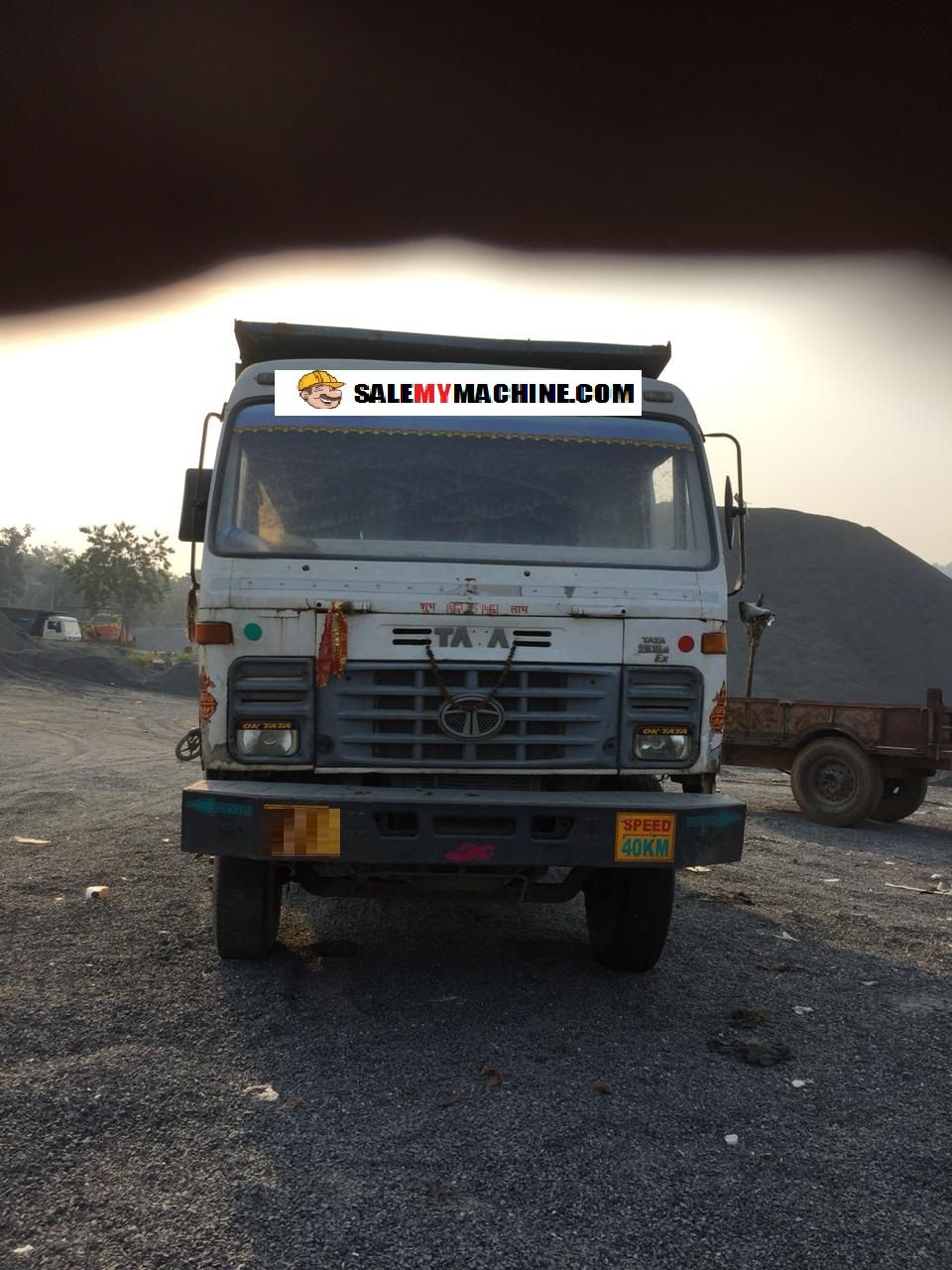FIND USED SECOND HAND 2518 TATA HYVA FOR SALE IN ODISHA