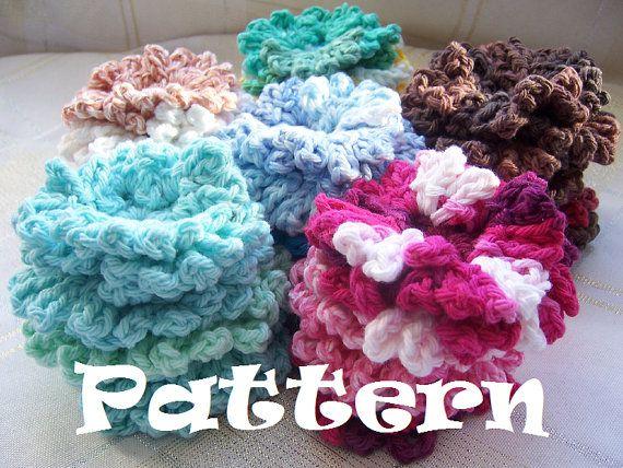 Dish Scrubbie Crochet Pattern Dishes Crochet And Patterns