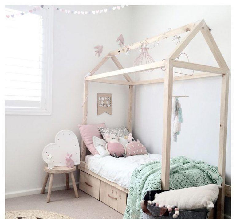 Habitacion bebe nordica estilo escandinavo decoracion - Estilo escandinavo decoracion ...