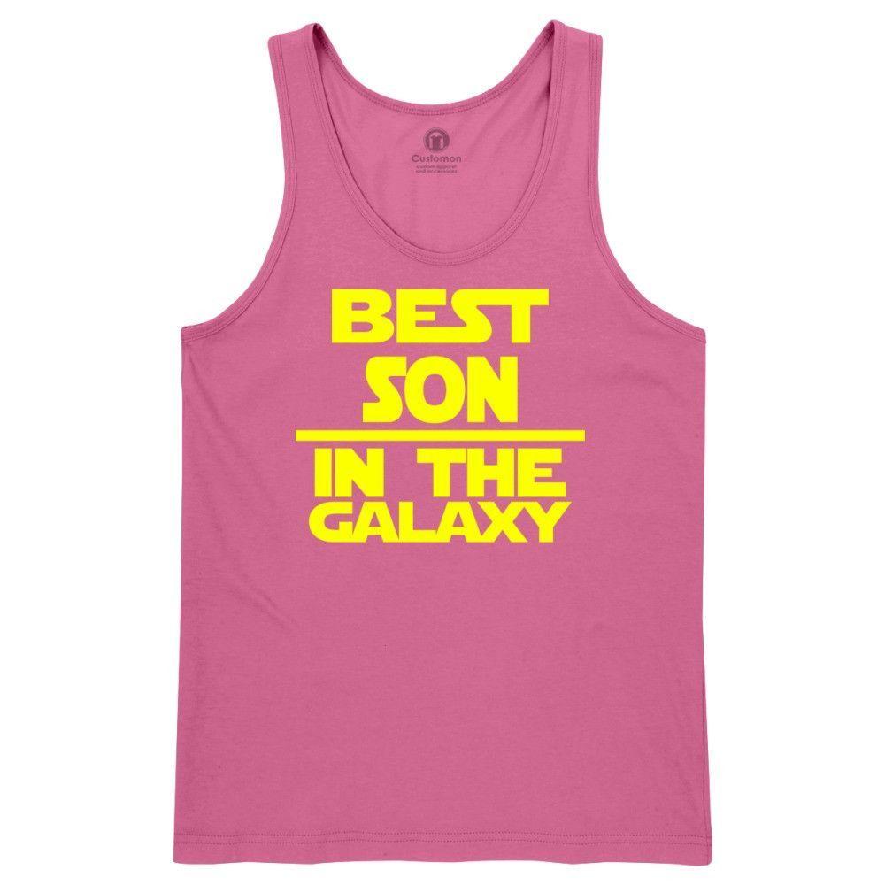 Best Son In The Galaxy Men's Tank Top