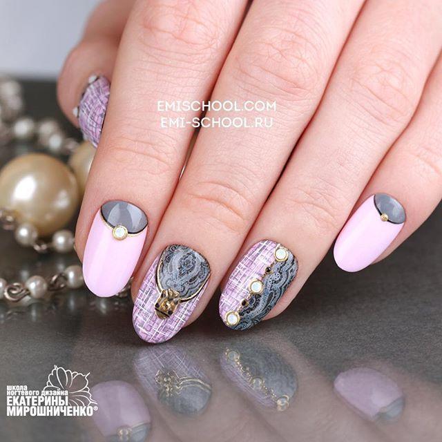 Pin by CelticOtaku on Nails | Pinterest | Nail courses, School nails ...