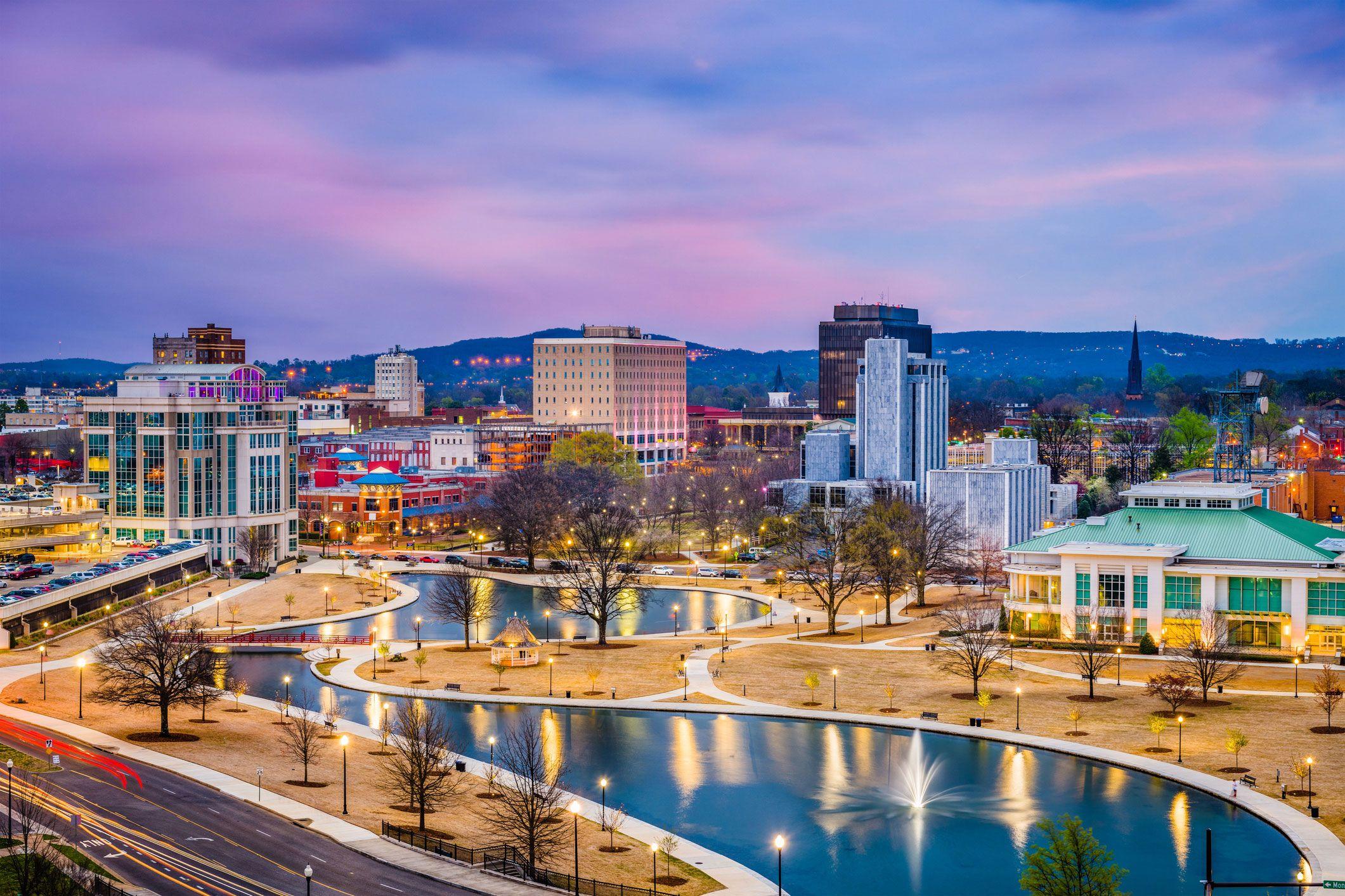 Huntsville al 2018 10 best cities for stem workers