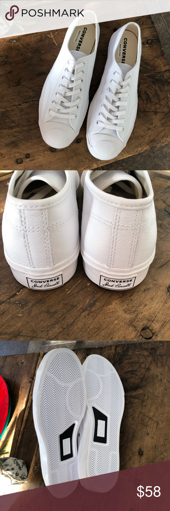 CONVERSE JACK PURCELL FOUNDATIONAL