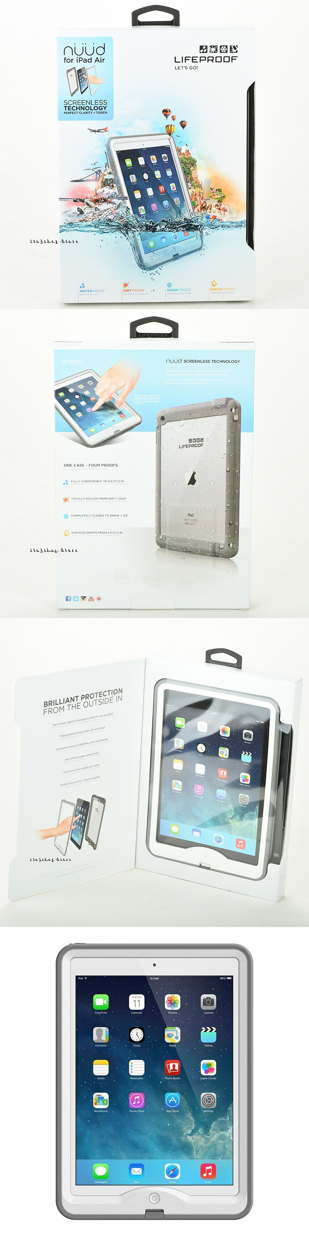 classic fit 9a258 11180 Cases Covers Keyboard Folios 176973: Lifeproof Nuud Waterproof Hard ...