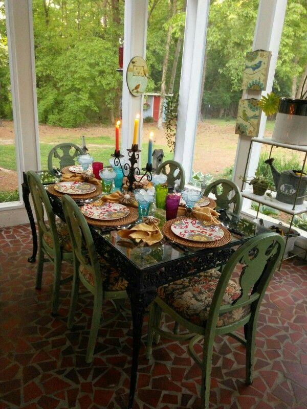 Cinco De Mayo Outdoor Furniture Sets Outdoor Tables Outdoor Decor