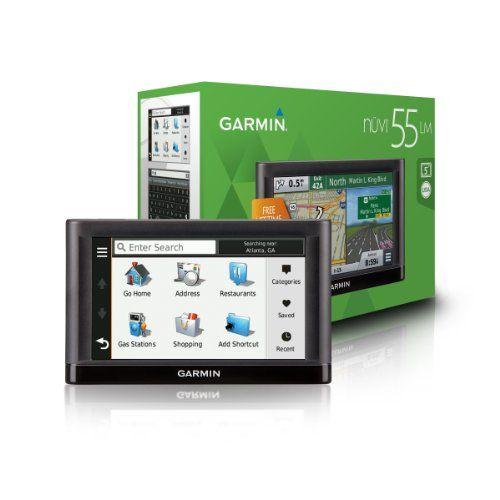 Garmin nvi 55LM GPS Navigator System with Spoken TurnByTurn
