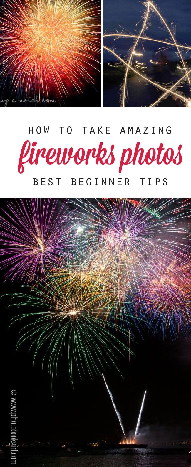 how to get better fireworks photos this Fourth of July ...