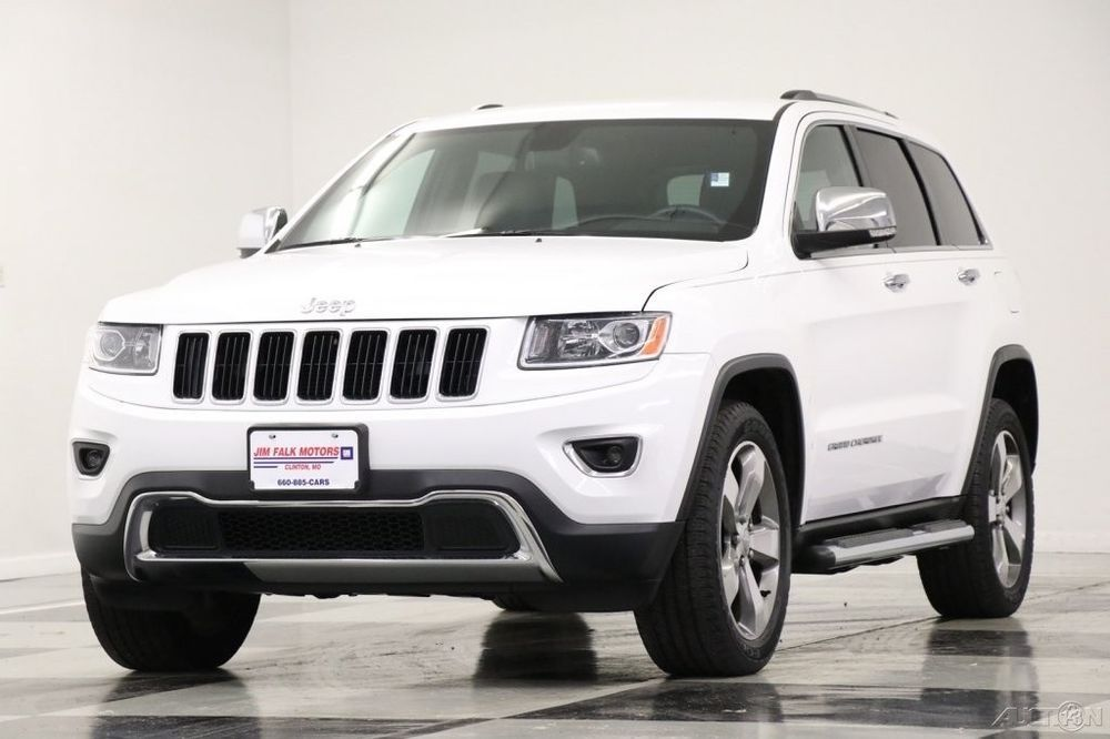 Ebay 2015 Jeep Grand Cherokee Grand Cherokee Limited 4x4 Bright