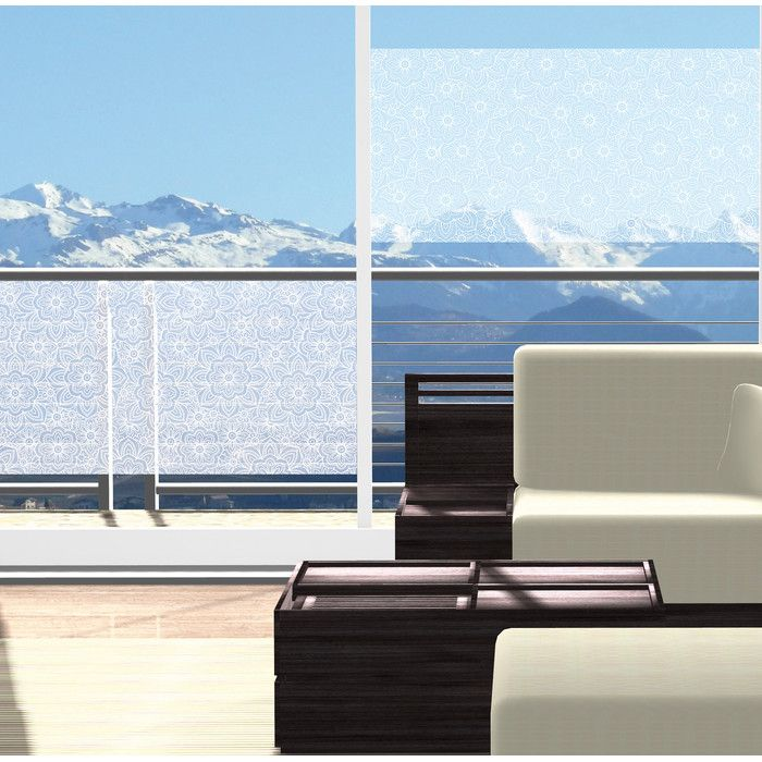 Lace Window Film Lace Window Window Film Frosted Window Film