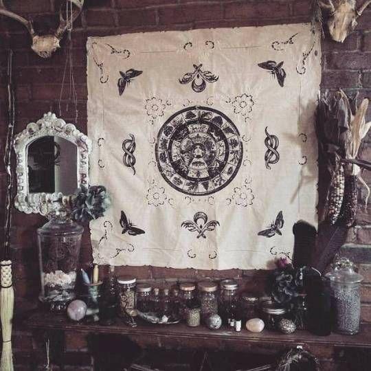 Alternative Purple ☆彡   Witchy decor, Witch room ...