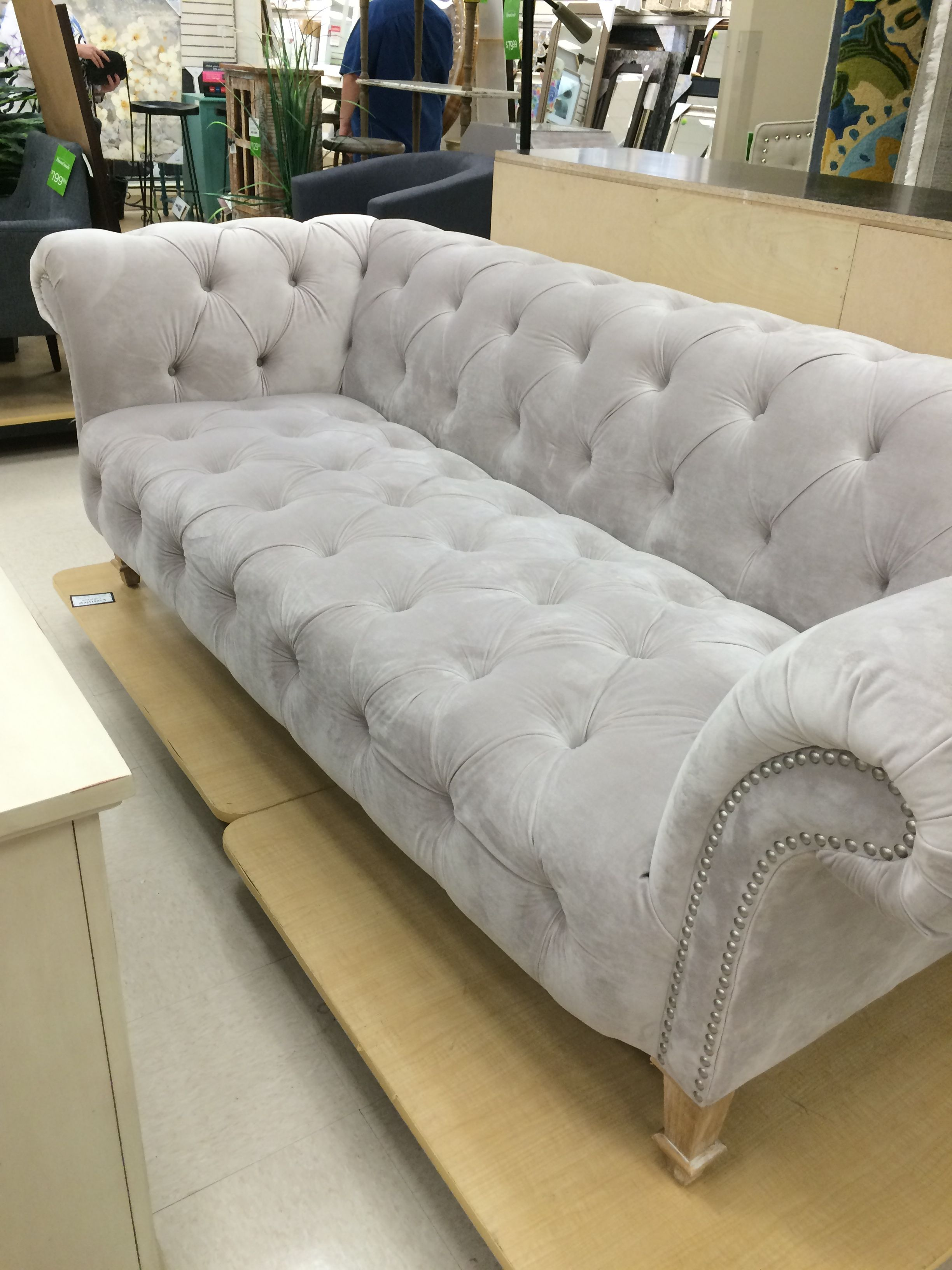 Nicole Miller Dining Chair Home Goods Crate And Barrel Rocking Slipcover Couch At Marshall 39s Gorgeous Decor