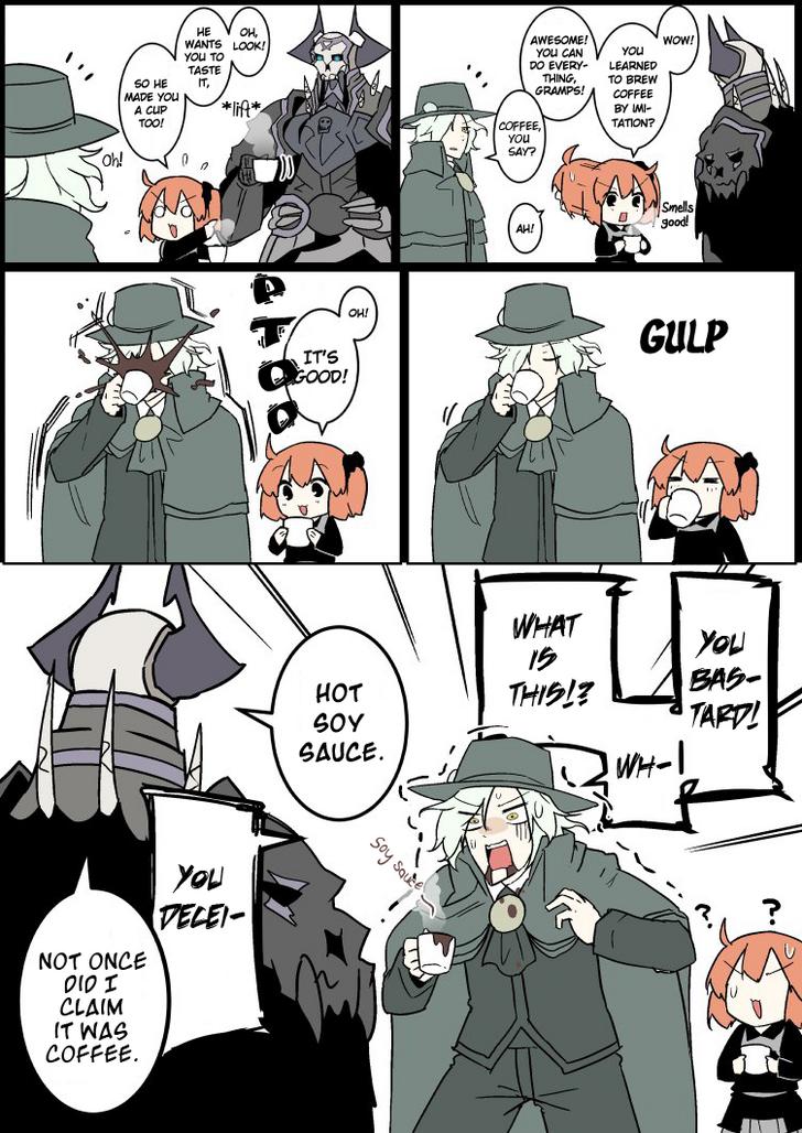 Guda And Gramps Diary Author Eirri Twitter Tl U Ogawaa Reddit Fate Stay Night Anime Fate Anime Series Fate Servants
