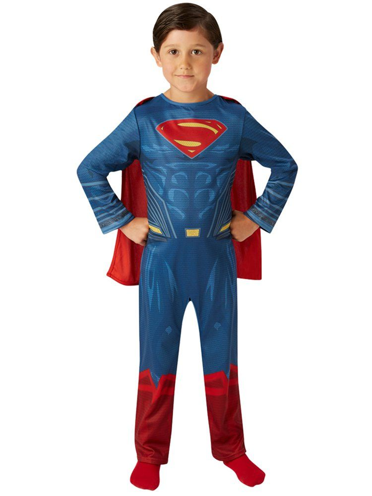 Avengers Superhero Kids Fancy Dress Children Boys Childs Costume Outfit 1-8years
