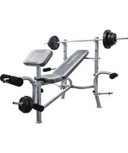 Maximuscle Weight Bench With Fly Weight Benches Gym Gym Equipment