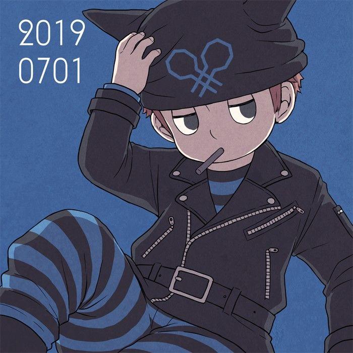 Ryoma Hoshi By Ymym Rinka Danganronpa Characters Danganronpa Hoshi A promarker fanart i did back in november 2019 ! pinterest