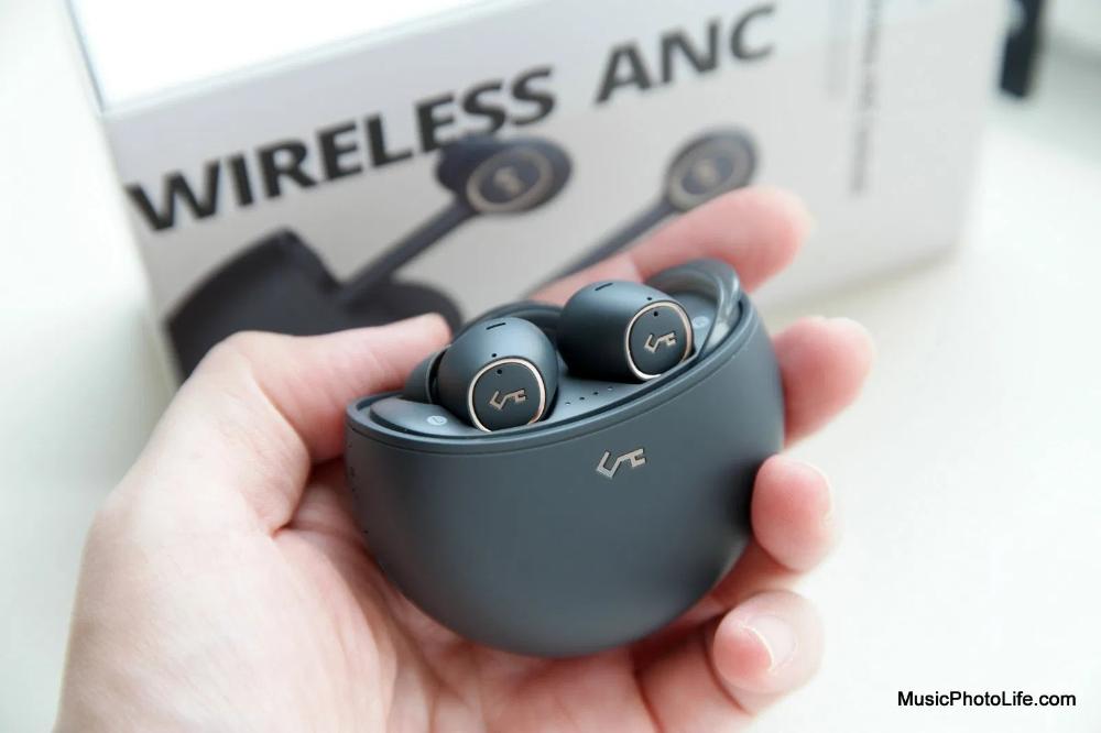 Aukey Key Series Ep T18nc Review Anc True Wireless Earbuds Below S 200 In 2020 Wireless Earbuds Ipx5 Wireless