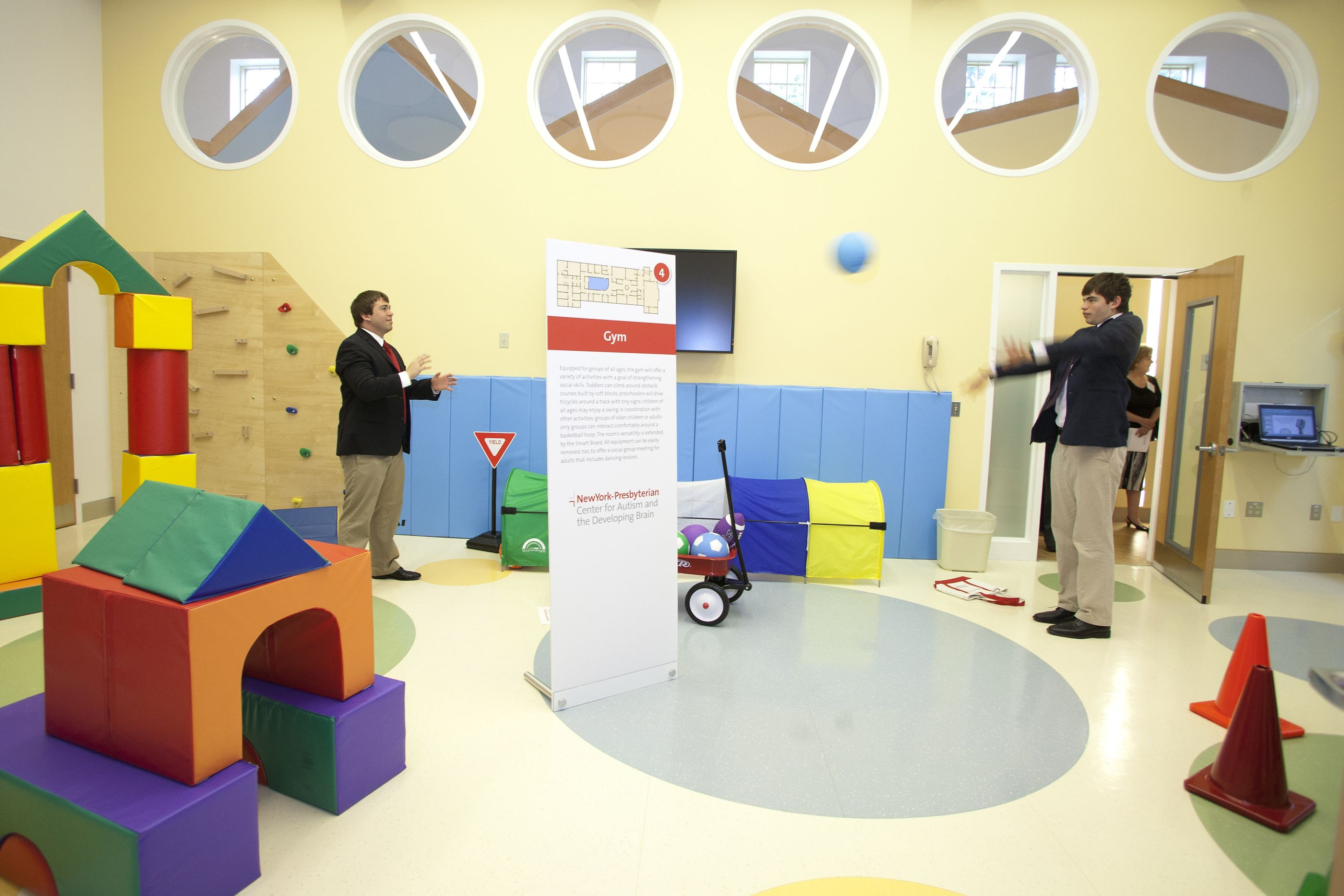 CADB - New York Collaborates for Autism | Centre ideas ...