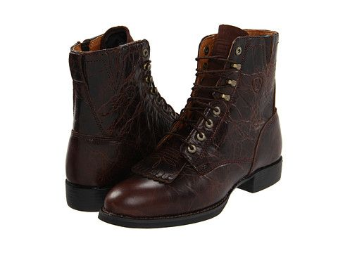 Ariat Heritage Lacer II   Boots, Lace